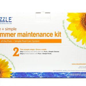 Pure + Simple Summer Maintenance Kit