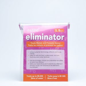 Eliminator 1.5 PPM | Dazzle Water Care