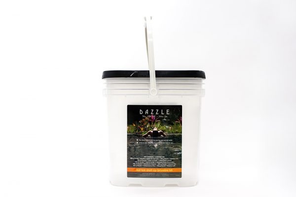Dazzle Water Care | Hot Tub Start Up Kit
