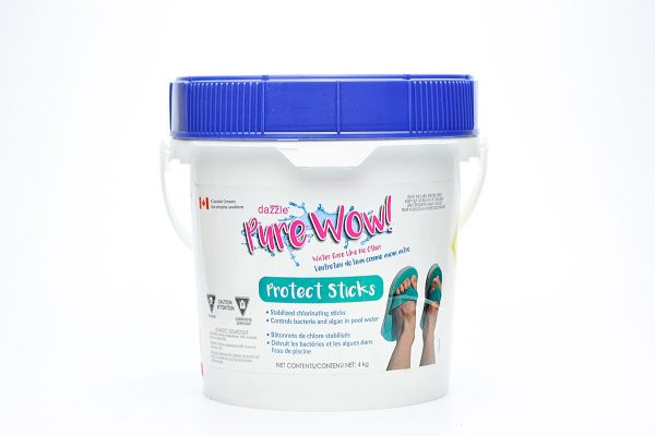 Pure Wow Protect Sticks 4 kg | Dazzle Water Care