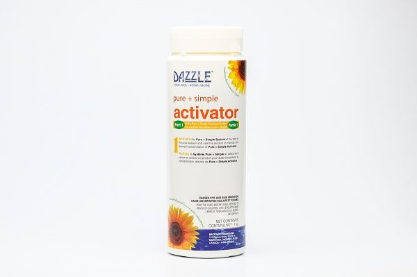 Activator | Pure + Simple