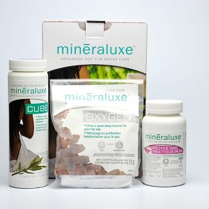 Bromine Tablets 1 Month System | Mineraluxe