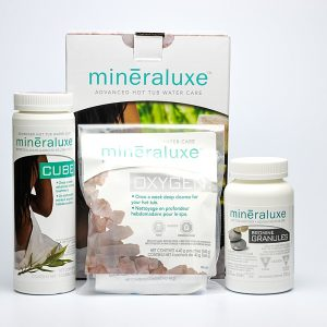 Bromine Granules 1 Month System | Mineraluxe