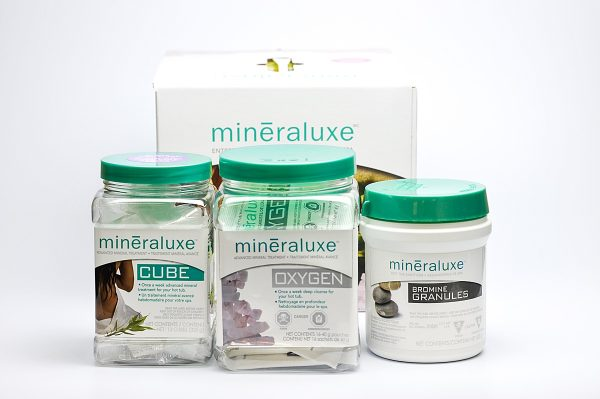 Bromine Granules 3 Month System | Mineraluxe