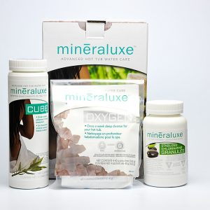 Chlorine Granules 1 Month System | Mineraluxe