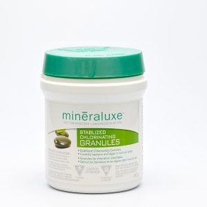 Chlorine Granules | Mineraluxe