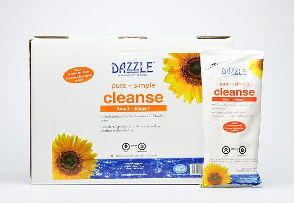 Cleanse | Pure + Simple