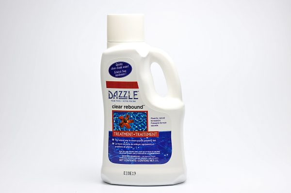 Clear Rebound   Dazzle Water Care