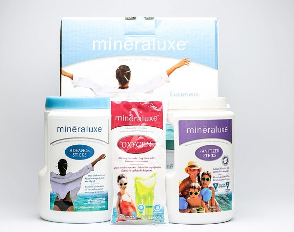 Complete Pool Care Kit | Mineraluxe