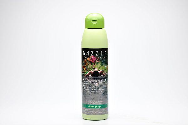 Drain Prep | Dazzle Water Care