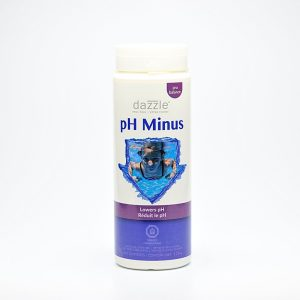 pH Minus 1.25 kg | Dazzle Water Care