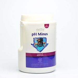 pH Minus 3.5 kg | Dazzle Water Care