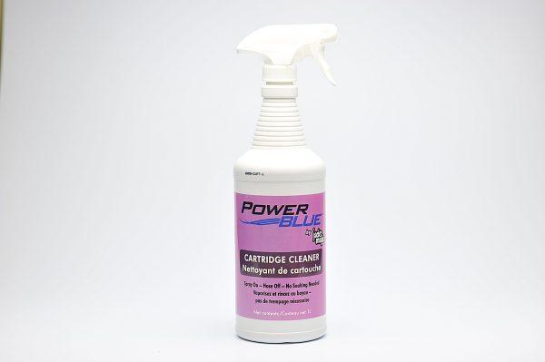 Power Blue Cartridge & DE Filter Cleaner
