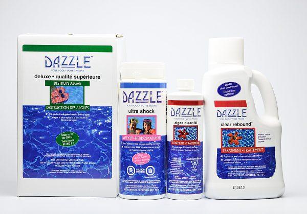 Premium Algae Kill Kit   Dazzle Water Care