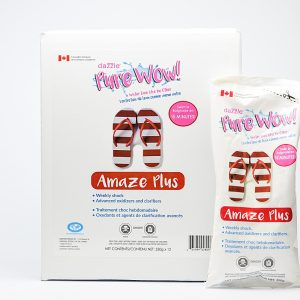 PureWow Amaze Plus 12 Pack | Dazzle Water Care