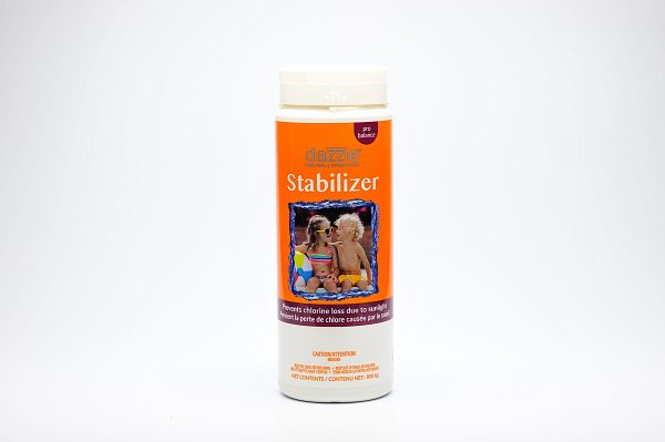 Stabilizer 800 gm | Dazzle Water Care