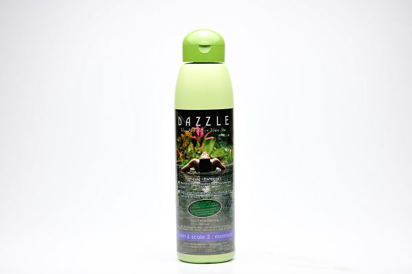 Stain & Scale 2: Maintain   Dazzle Water Care