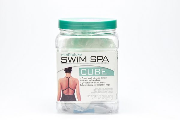 SwimSpa Cubes | Mineraluxe