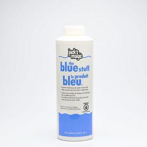 The Blue Stuff   Jack's Magic