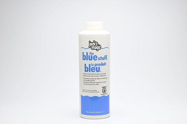 The Blue Stuff | Jack's Magic