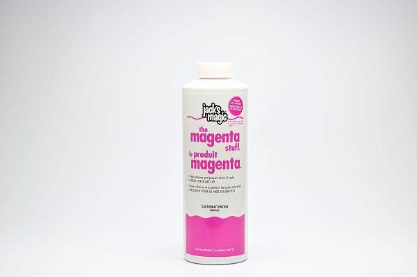 The Magenta Stuff | Jack's Magic