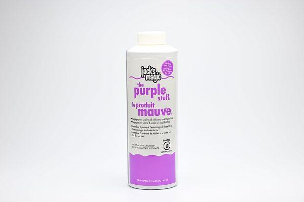 The Purple Stuff | Jack's Magic
