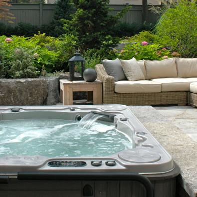 Dazzle Hot Tub
