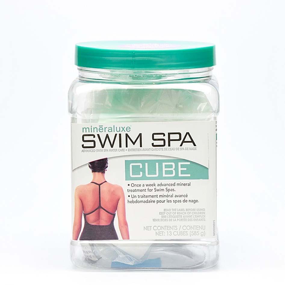 Mineraluxe Swim Spa
